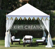 Aesthetic Wedding Tent