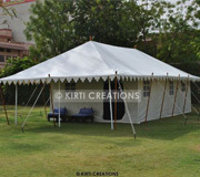 Fabulous Resort Tent