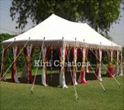 Indian Maharaja Tents