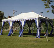 Outdoor Maharaja Tents