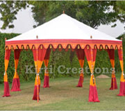 Spacious Wedding Tent