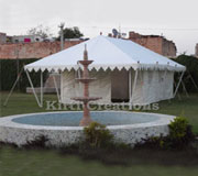 Stylish Swiss Cottage Tent