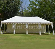 Traditional Maharaja Tents