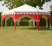 Traditional Ottoman Tent