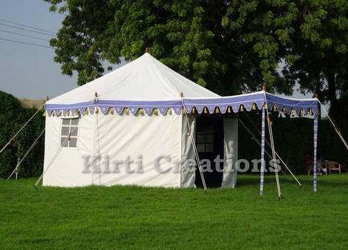 Exclusive Bhurj Tent