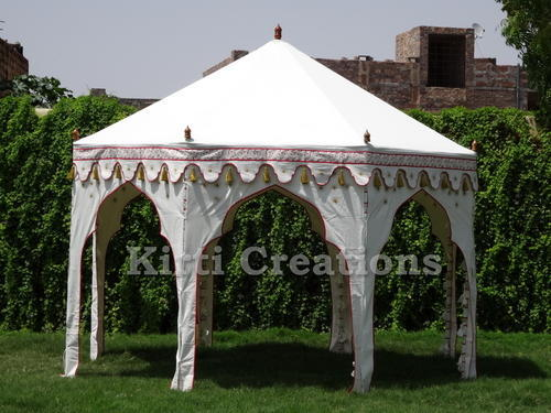 Lavish Luxury Tent
