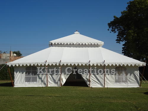 Magnificent Mughal Tent