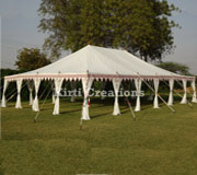 Wonderful Maharaja Tent